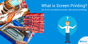 What is screenprinting-
