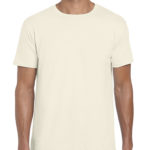 Gildan Softstyle t-shirt - natural- front