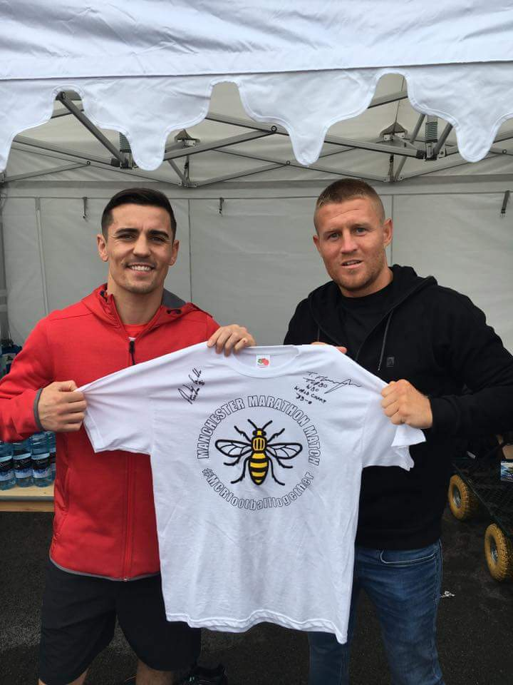 Anthony Crolla & Terry Flanagan
