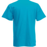 FOTL Original T-azure blue- back