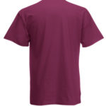 FOTL Original T-burgundy-back