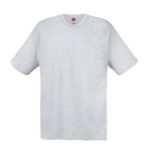 FOTL Original T-heather grey-front
