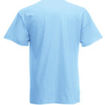 FOTL Original T-sky blue- back