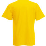 FOTL Original T-yellow- back