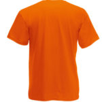 FOTl Original T- orange- back