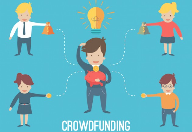 Crowdfunding Graphic
