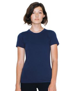 American Apparel Fine Jersey AA003 - t-shirt to print on